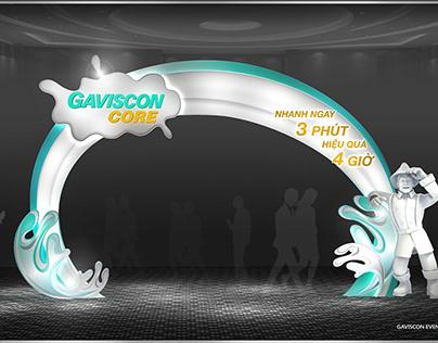 GAVISCON BOOTH