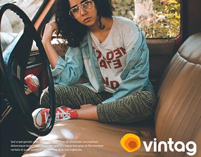 Rebranding vintage store app