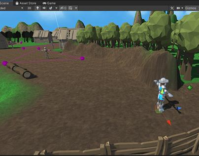 3D RPG (Udemy Course)