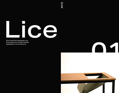 Escrivaninha Lice