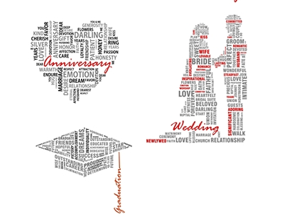 Special Occasions Typography
