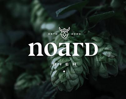 Noard Beer - identity