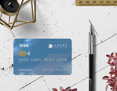 Azure Bank Card