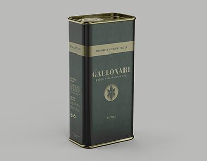Gallonari Identity Design