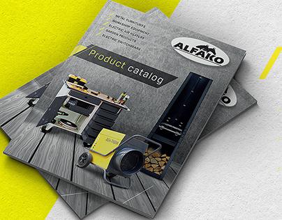 ALFAKO | product catalogue | 2020