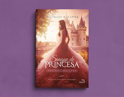 Sangue de Princesa • Book Cover