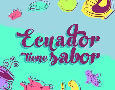 Ecuador tiene sabor