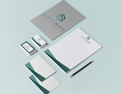 Branding Package for Blank Slate Savannah
