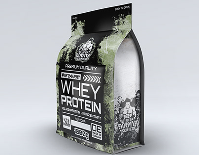 Product Design Sports Nutrition