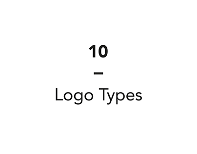Logo Types Project