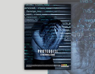 CYBERBULLYING // Adv Campaign