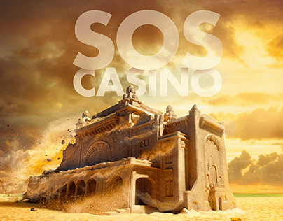 Vizual for SOS Casino campaign