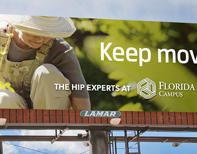 Florida Hospital Orthopedic Campaign