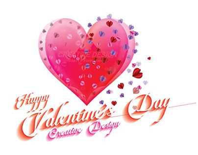 Valentine's Day Special #14 Feb 2019_Creative Design