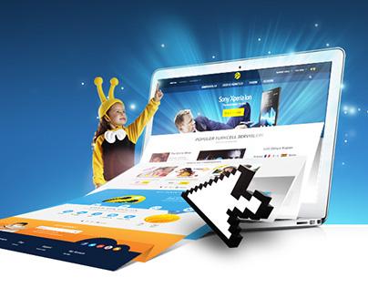 Turkcell Partner Website