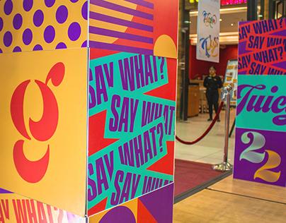 Say What?: A Typographic Exhibit
