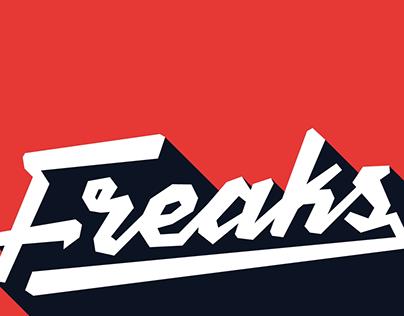 Freaks Branding