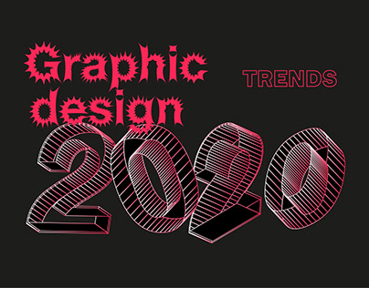 Top 10 graphic design trends in 2020