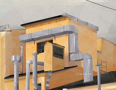 URBAN ARCHITECTURE 2020 illustration