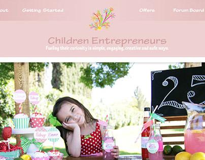 Children Entrepreneurs