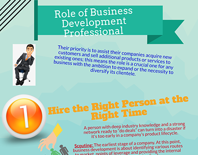 Role of Business Development Professional