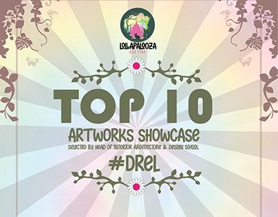 TOP 10 Showcase
