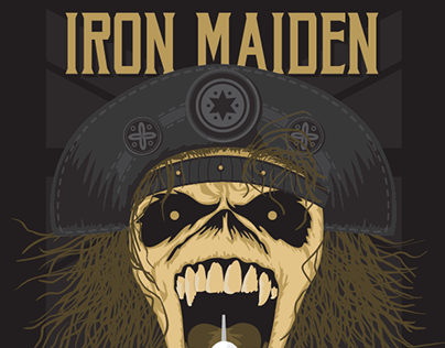 thumb Iron Maiden - Tour Poster