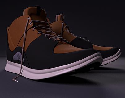 Timberland - 3D Street shoes