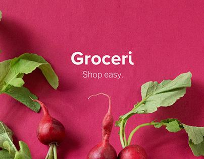 Groceri App