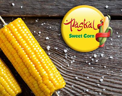 Paskal Sweet Corn Logo