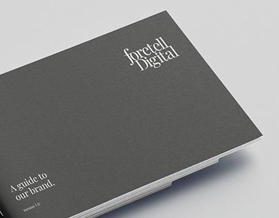 Foretell Digital branding