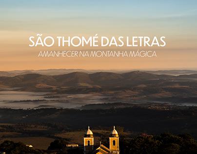 Sunrise São Thomé das Letras
