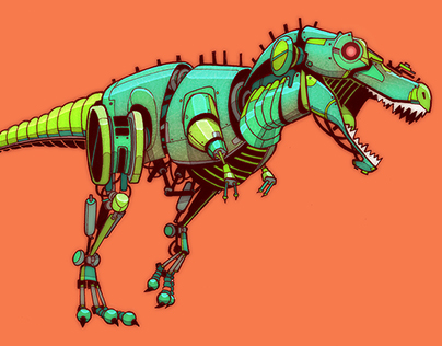 Robosaurs