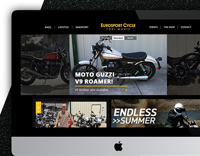Eurosport Cycle - Wordpress