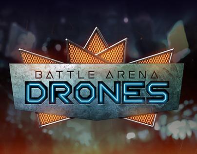 Battle Arena Drones - 2017 refresh