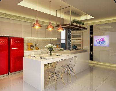 Kitchen Industrial Style