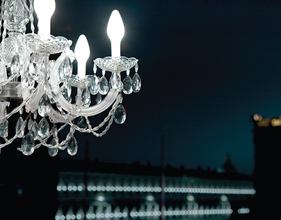 The only one Outdoor lamp with a classic style