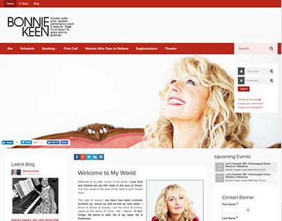 Website - bonniekeen.com