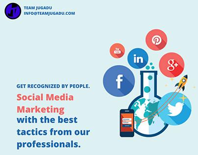 Social Media Marketing by Team Jugadu
