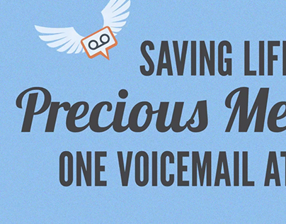 Voicemails Forever Testimonial Video Template