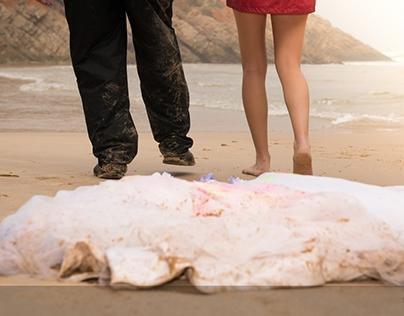 Trash The Dress Plettenberg Bay by DHPhotography