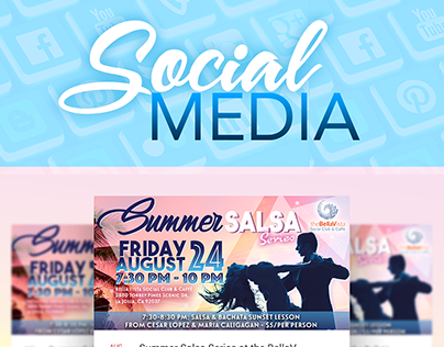 Social Media Promos