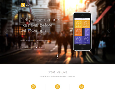 Swapps Mobile App