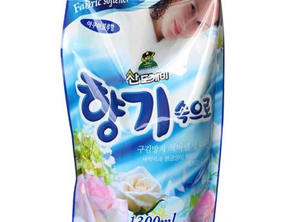 Bột Giặt Hàn Quốc Giúp Đồ Trắng Sáng Và Thơm Lâu Hơn