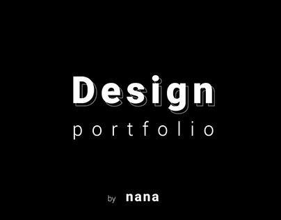 Design showreel 2019
