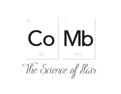 Comb Hair Salon logo design