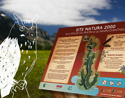 Natura 2000 bilboard