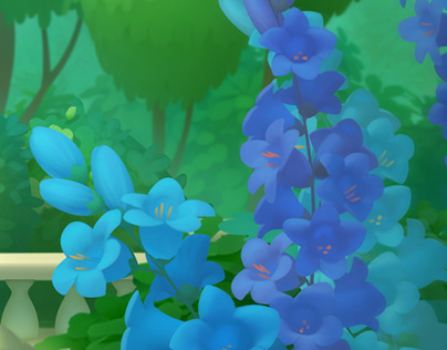 Gardenscapes PLAYRIX