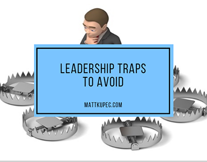 Leadership Traps to Avoid