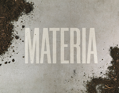 Design Direction for Materia by Graiman